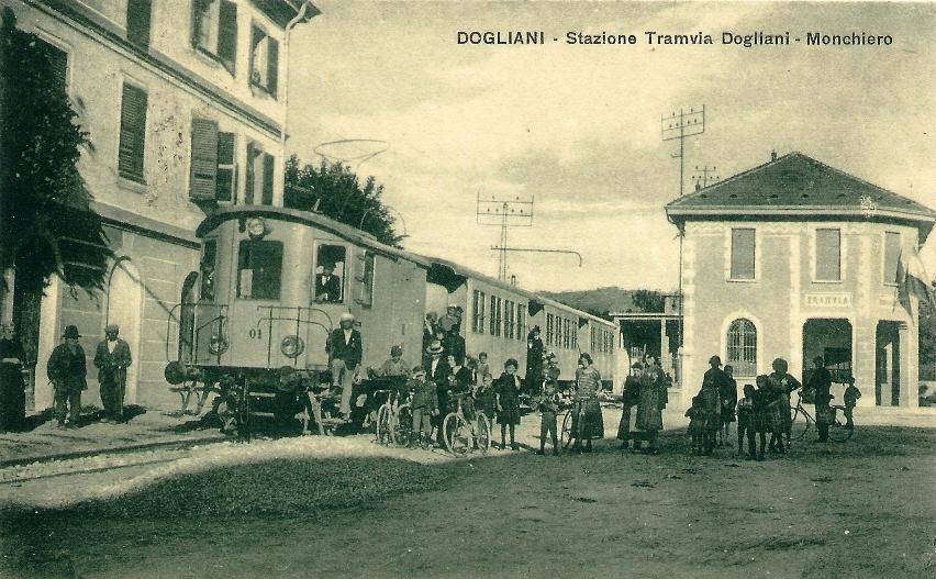Dolgiani - Stazione Tramvia Dogliani-Monchiero