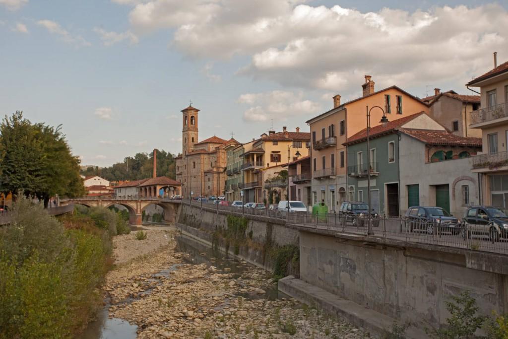 Casa Vacanze Fusina (Dogliani) - Torrente Rea