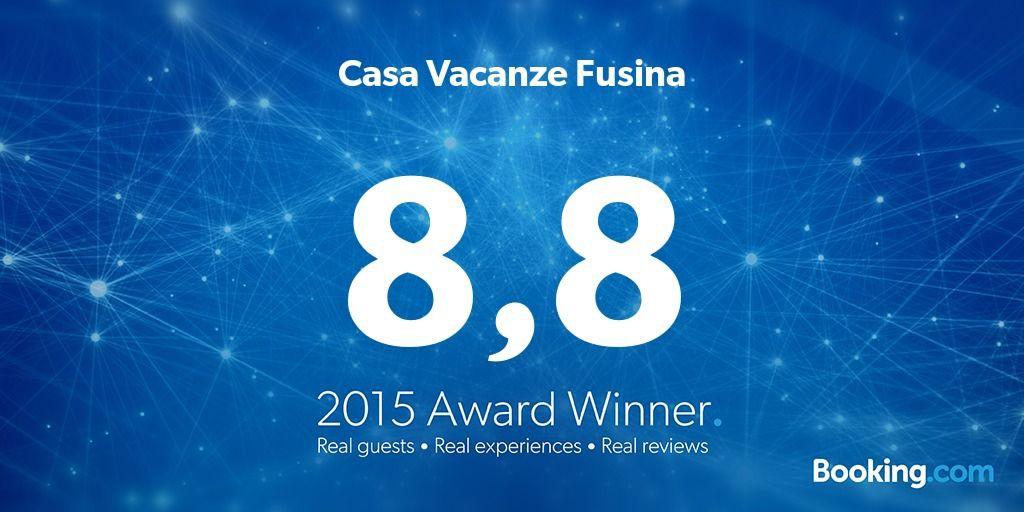 Casa Vacazne Fusina - Dogliani: Award Booking 2015