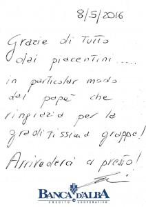 Casa Fusina (Dogliani) - Recensione Silvia