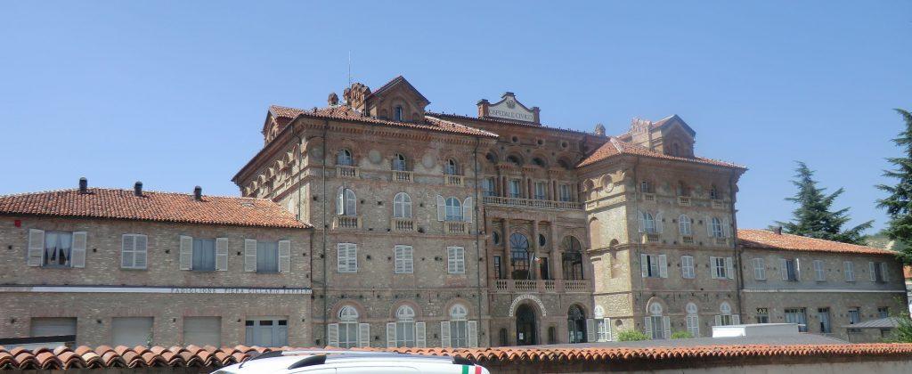 Casa Vacanza Fusina (Dogliani) - Ospedale Civico