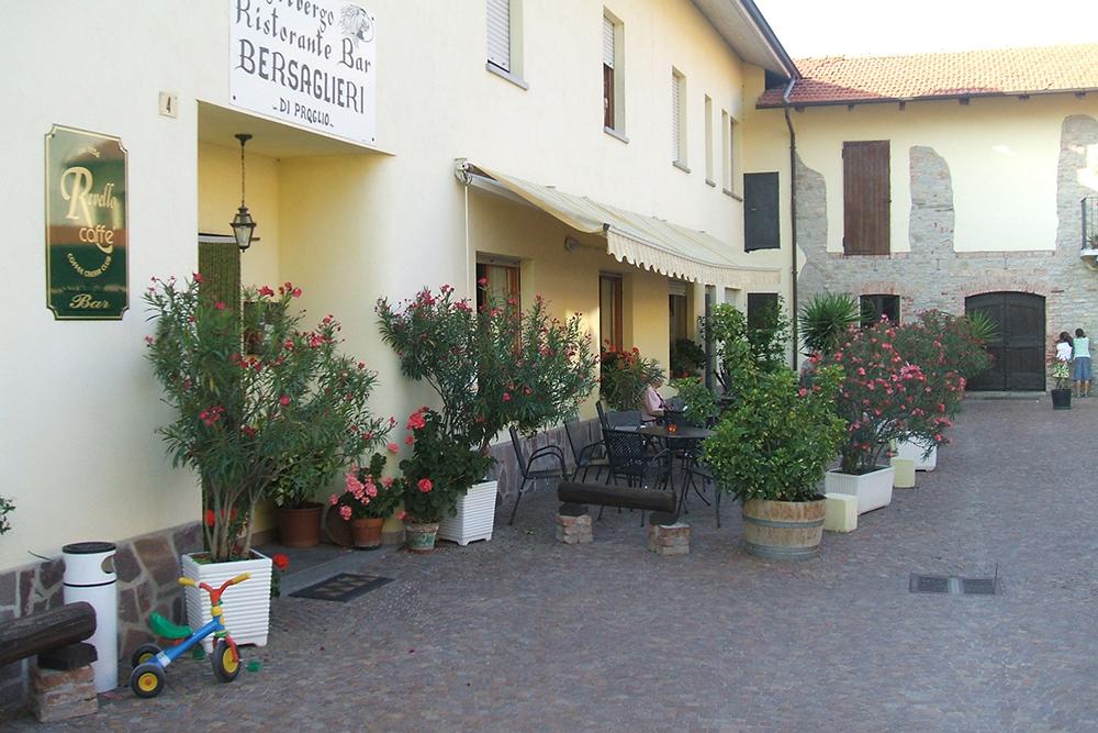 Casa Vacanze Fusina (Dogliani) - Ristorante dei Bersaglieri