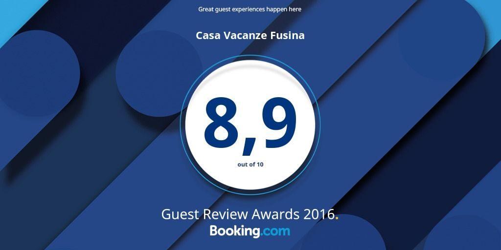 Casa Vacazne Fusina – Dogliani: Award Booking 2016
