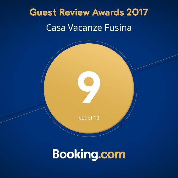 Casa Vacazne Fusina – Dogliani: Award Booking 2017