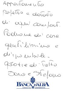 Casa Vacanze Fuisna (Dogliani) - Recensione Sara & Stefano