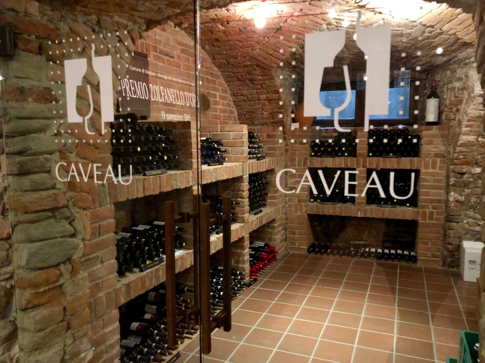 Casa Vacanze Fusina (Dogliani) - Bottega del vino Dogliani DOCG