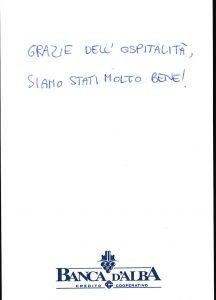 Casa Vacanze Fusina (Dogliani) - Recensione Carlo