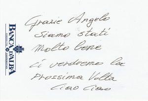 Casa Vacanze Fusina (Dogliani) - Recensione Silvana