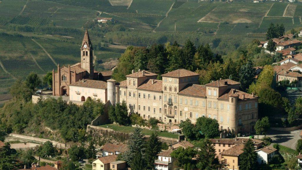 Casa Vacanze Fusina (Dogliani) - Castello di Magliano alfieri