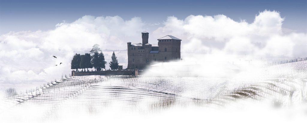 Casa Vacanze Fusina (Dogliani) - Castello di Grinzane Cavour