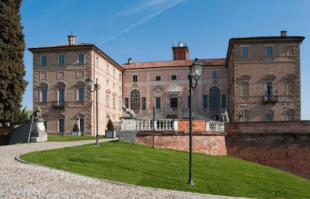 Casa Vacanze Fusina (Dogliani) - Castello di Govone