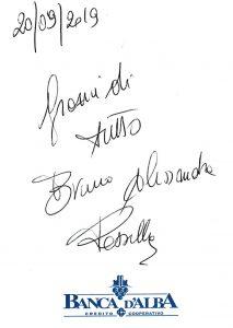 Casa Vacanze Fusina (Dogliani) - Recensione Bruno & Alessandra