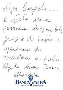 Casa Vacanze Fusina (Dogliani) - Recensione Angelo, Enzo, Teresa e Marzia